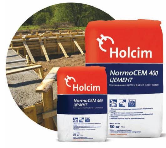 HolCim NormoCEM 400