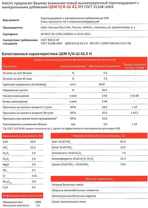 HolCim-ExtraCem-500